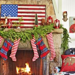 Christmas Decorating Ideas For A Small Living Room Earth Tone Paint Colors 110 Country Decorations Holiday 2018