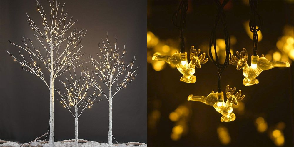 16 Outdoor Christmas Light Decoration Ideas Outside