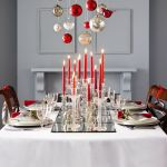 53 Diy Christmas Table Settings And Decorations Centerpieces Ideas For Your Christmas Table