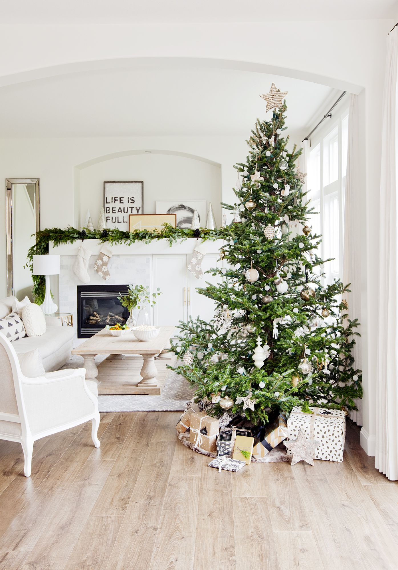 living room tree interiors pictures india stunning christmas ideas for 2018 best decorating styles