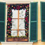 25 Christmas Window Decor Ideas 2019 Holiday Window