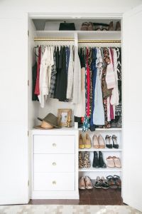 13 Best Small Closet Organization Ideas - Storage Tip for ...