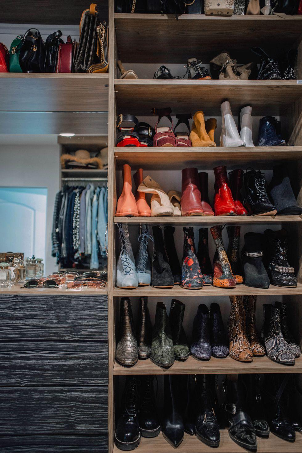 15 stylish shoe storage ideas