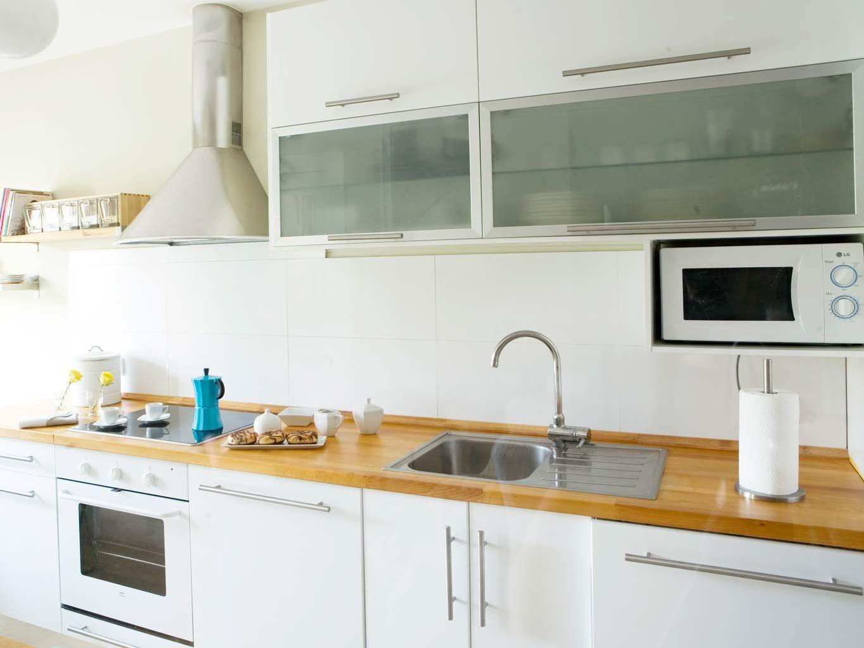 Ideas para encontrar el mejor sitio para poner el microondas