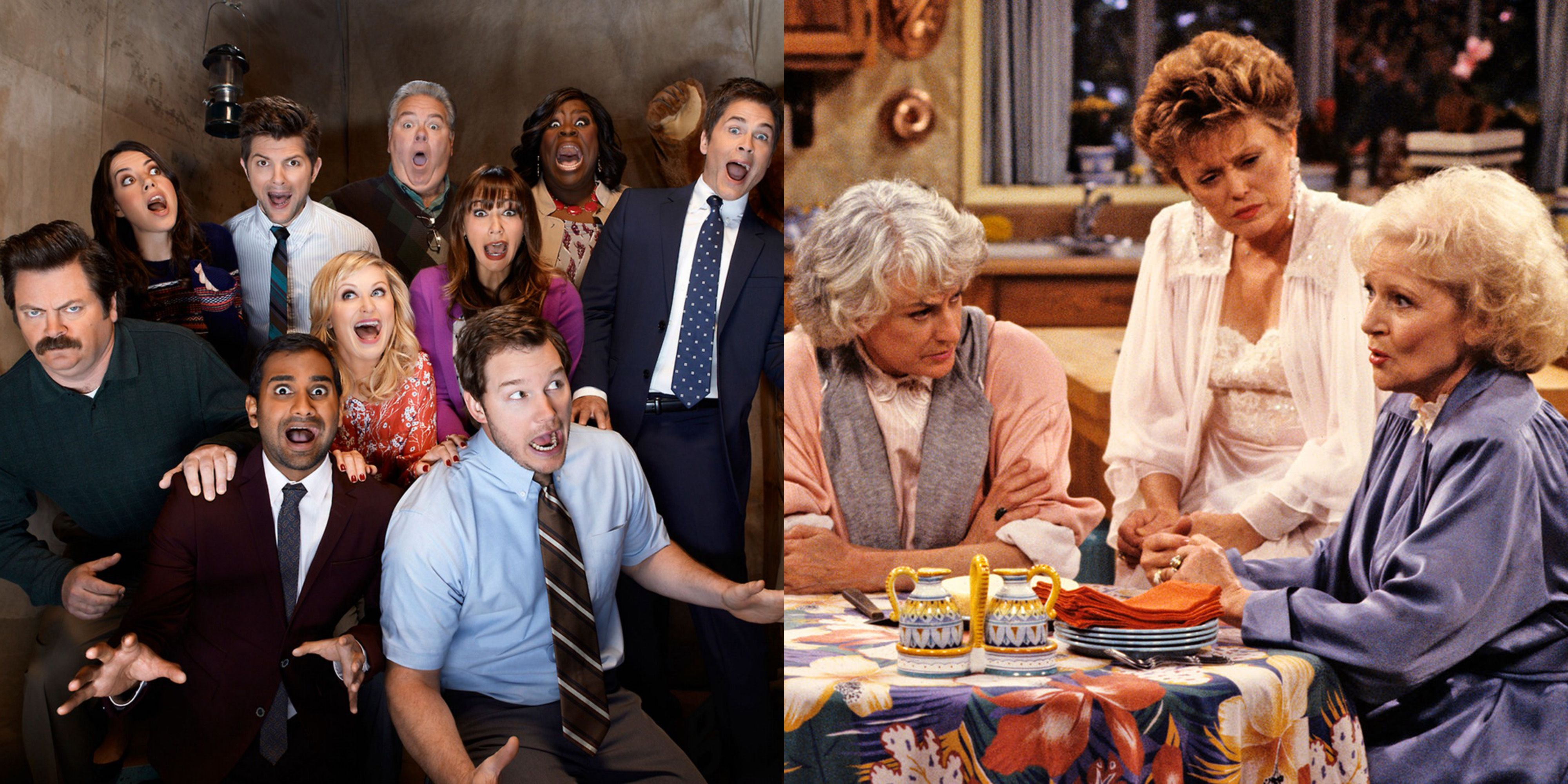 23 Best Comedy Series of All Time | Funniest TV Shows Ever