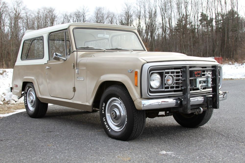 medium resolution of you must buy this 72 jeep commando the least jeep looking jeep ever made