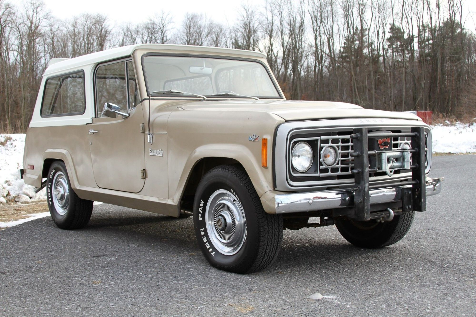 hight resolution of you must buy this 72 jeep commando the least jeep looking jeep ever made