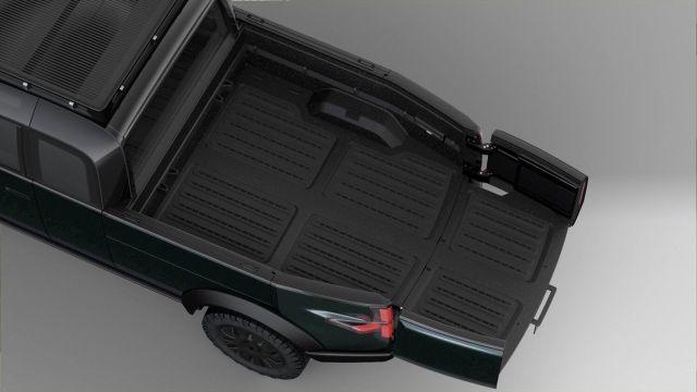 canoo electric pickup