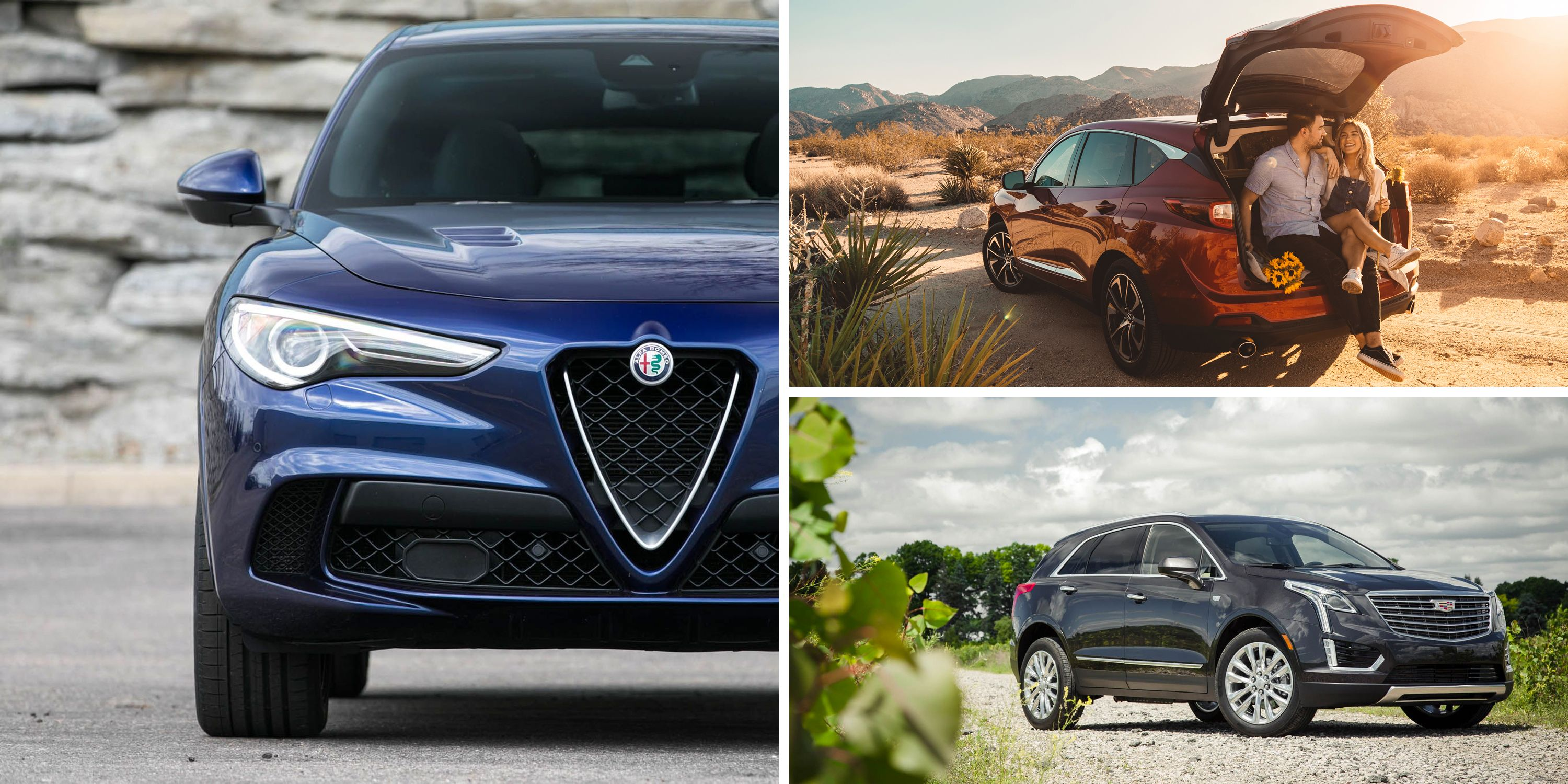 Best Compact Luxury Crossovers & SUVs 2019 – All 24 Small ...