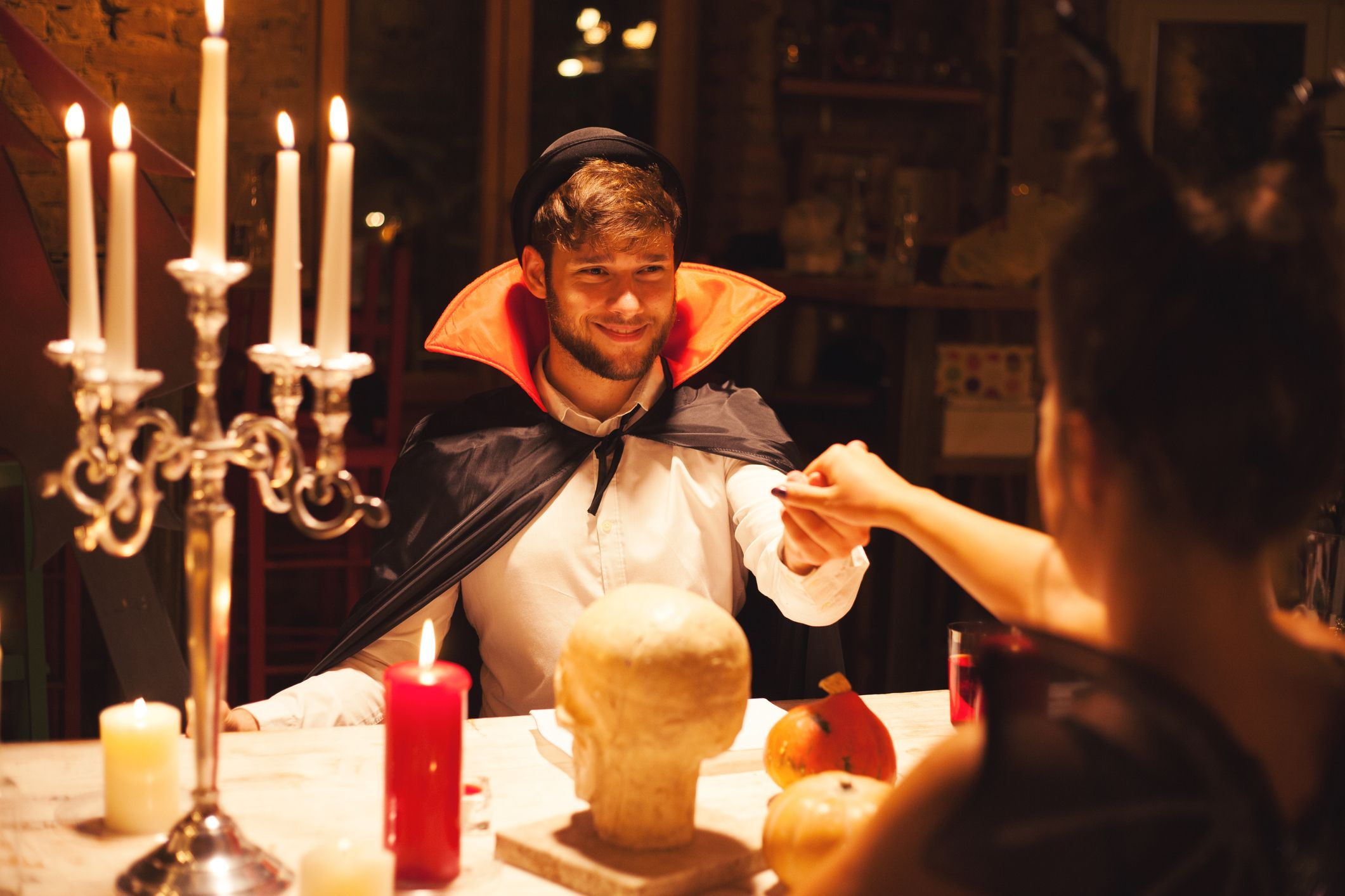 The spruce / autumn wood add some spirit to your halloween party games with a spooky ghost theme. 40 Best Halloween Party Themes For Adults And Kids 2021