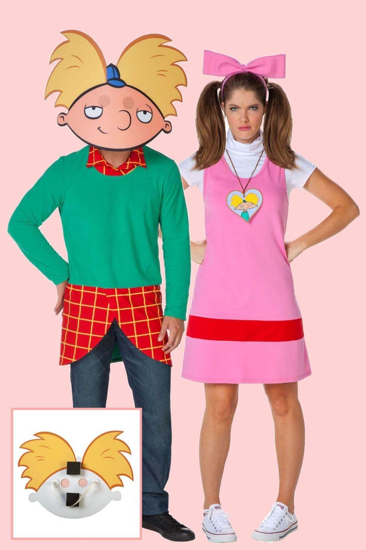 disfraces para parejas