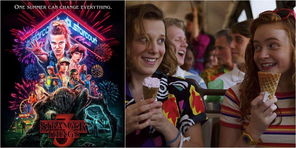 《怪奇物語3》創下Netflix最高收視!開播五天即有1800萬人追劇完畢,演活美國經典恐怖小鎮故事