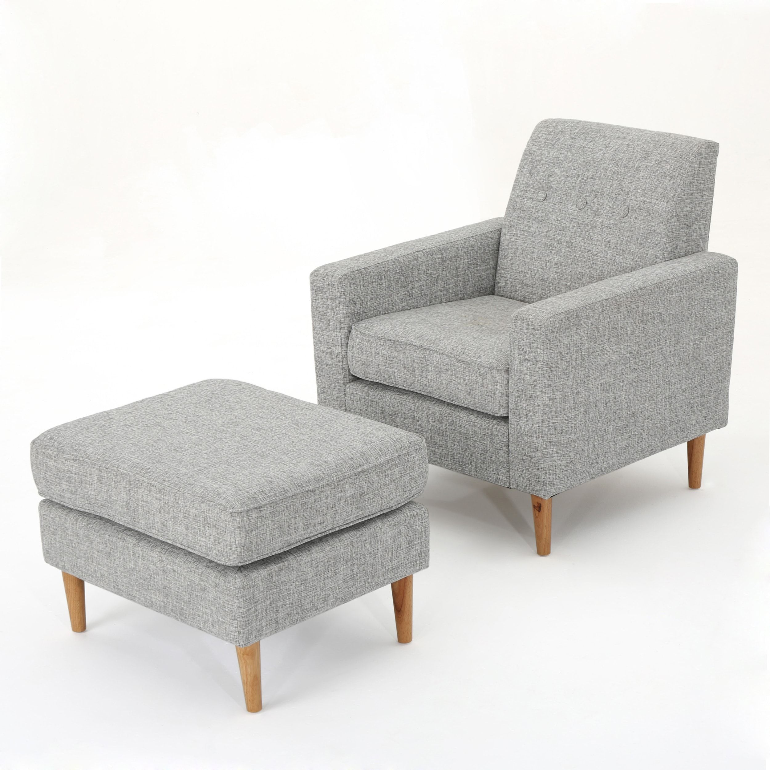 armchair and ottoman slipcover set deflecto chair mats 20 best cozy chairs for living rooms - most comfortable reading