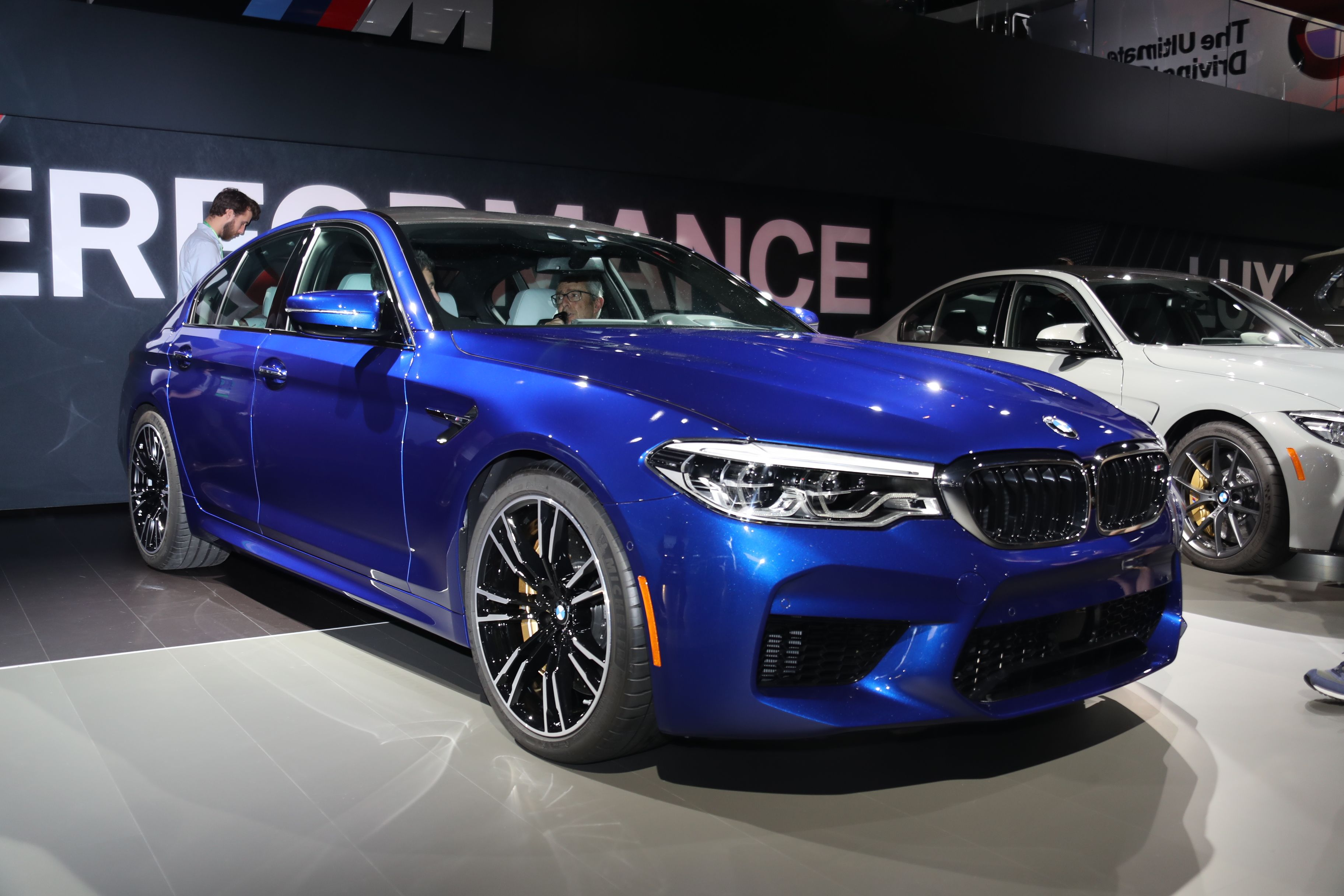 2018 Bmw M5 600 Hp And All Wheel Drive For 102 600