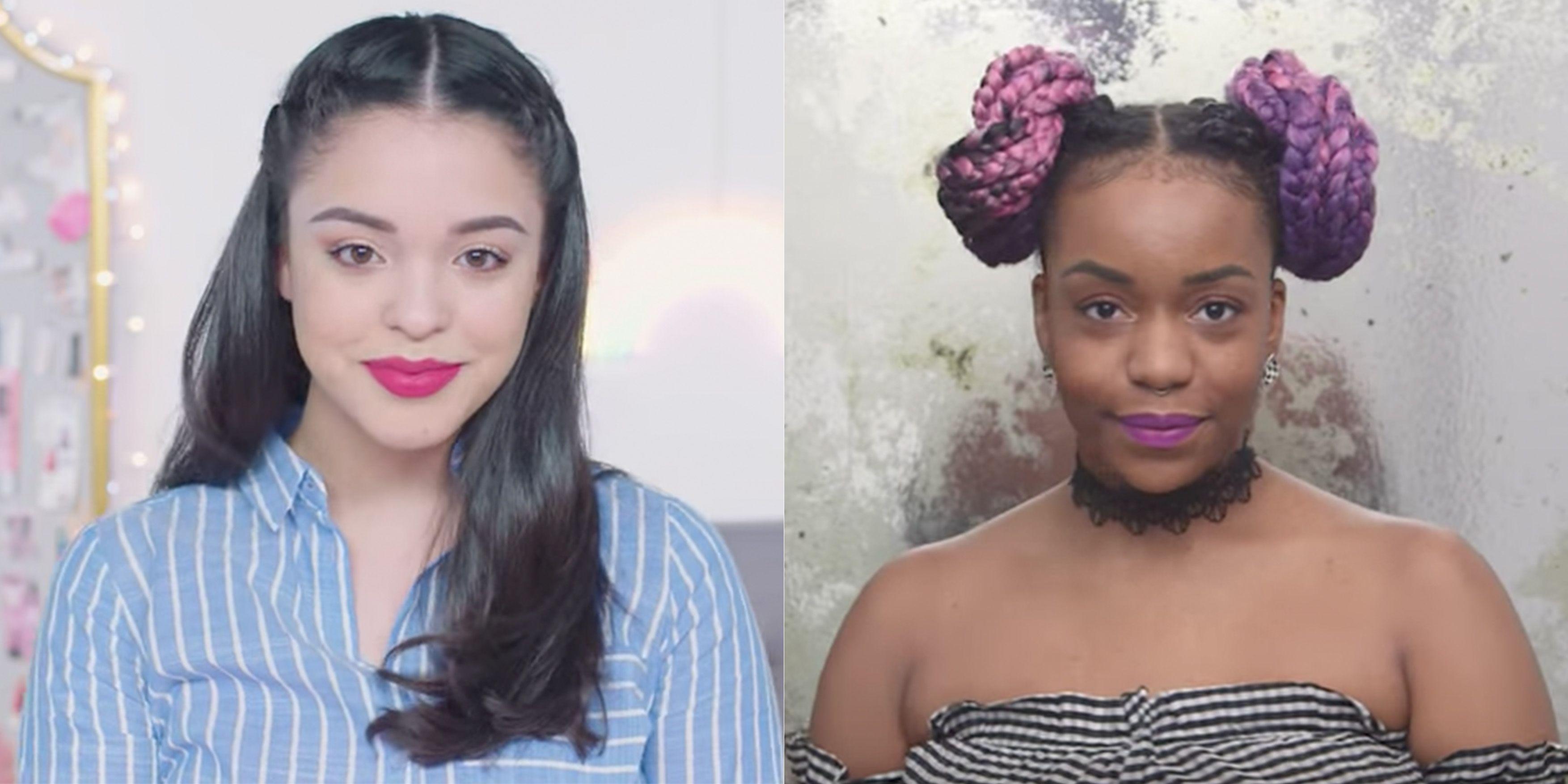 super easy hairstyles teen