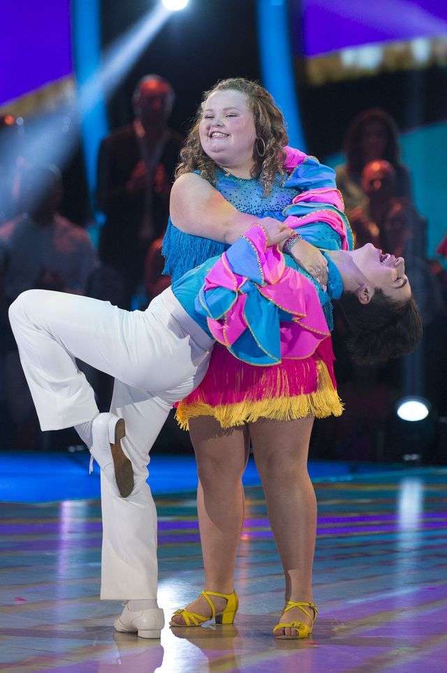 Dancing With the Stars Juniors Honey Boo Boo Reveals Her