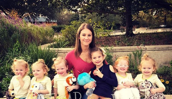 Danielle Busby from OutDaughtered Opens Up About Her Infertility Struggles
