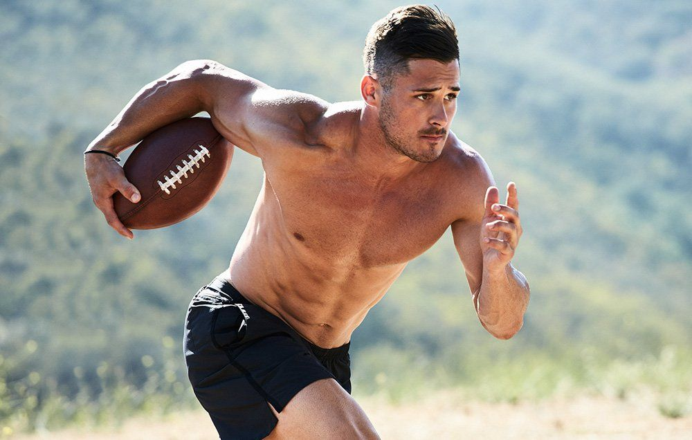 How 6 NFL Players Prepare For Game Day  Mens Health
