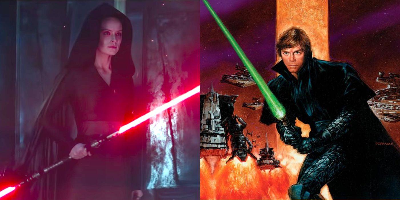 Lightning Returns Wallpaper Hd Star Wars The Rise Of Skywalker Palpatine Twist Might Be