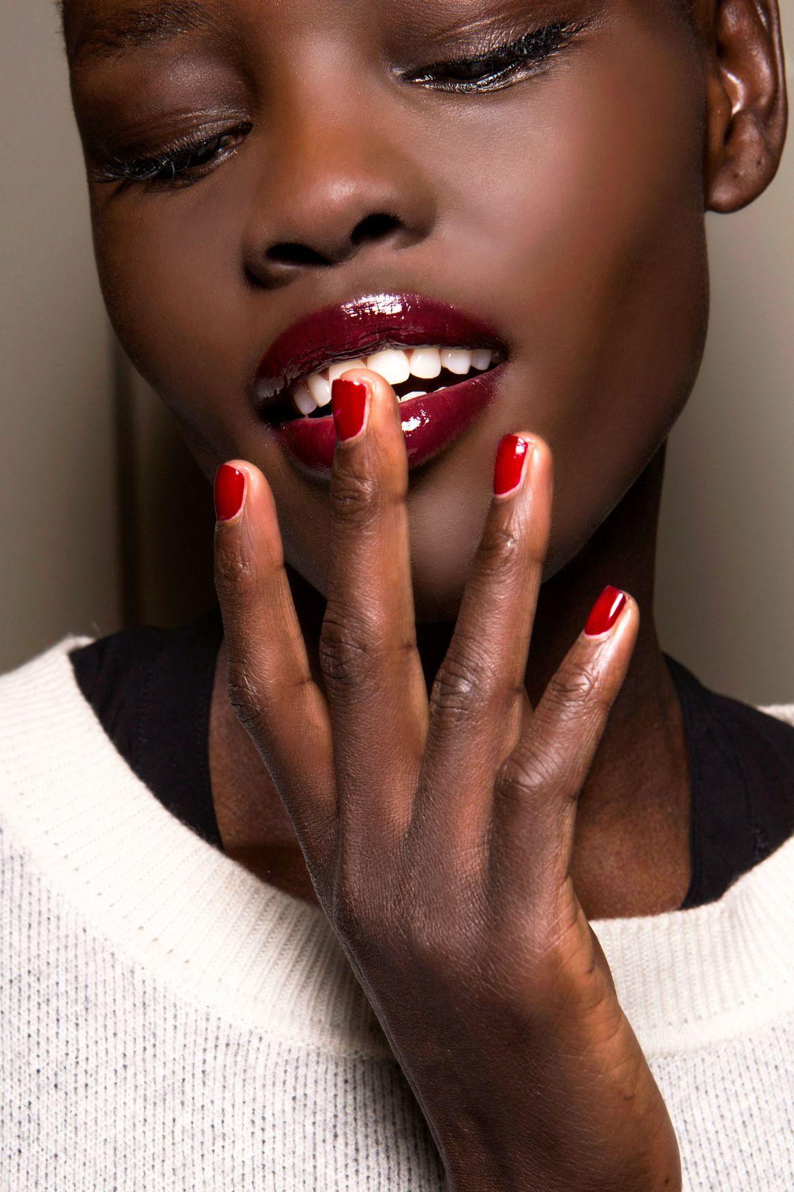 Toe Nail Colors For Dark Skin : colors, Colors, Polish, Women, Color