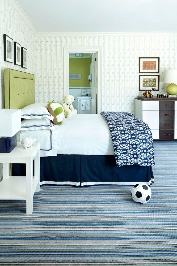 22 Green Bedroom Design Ideas For A Fresh Upgrade