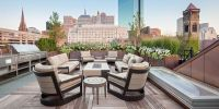 20 Luxury Terrace and Rooftop Decor Ideas - Summer Party