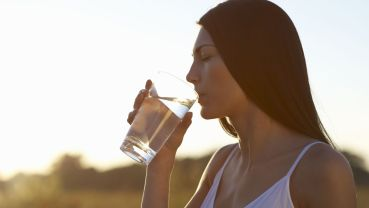dehydration nausea
