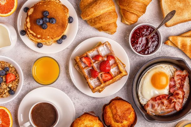 Most Popular Breakfast by State | What Food Is Your State Obsessed With?