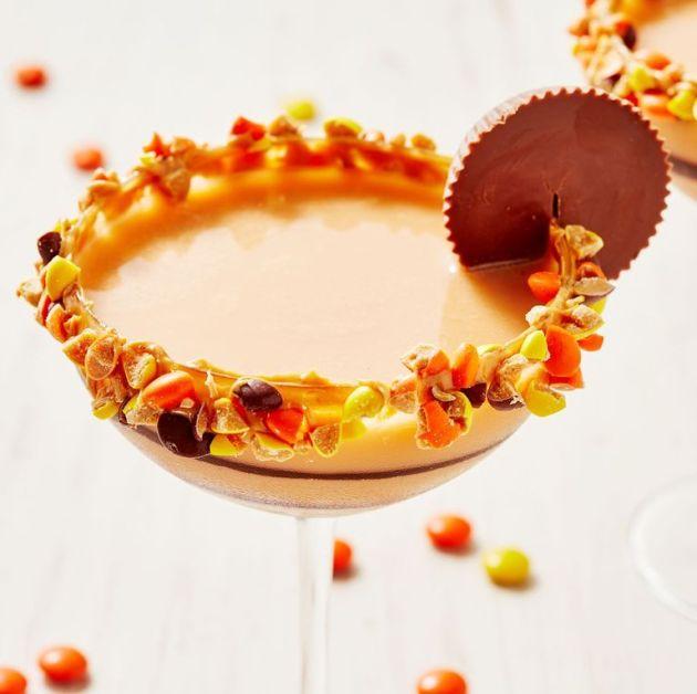 drunken peanut butter cup — candy-inspired cocktails
