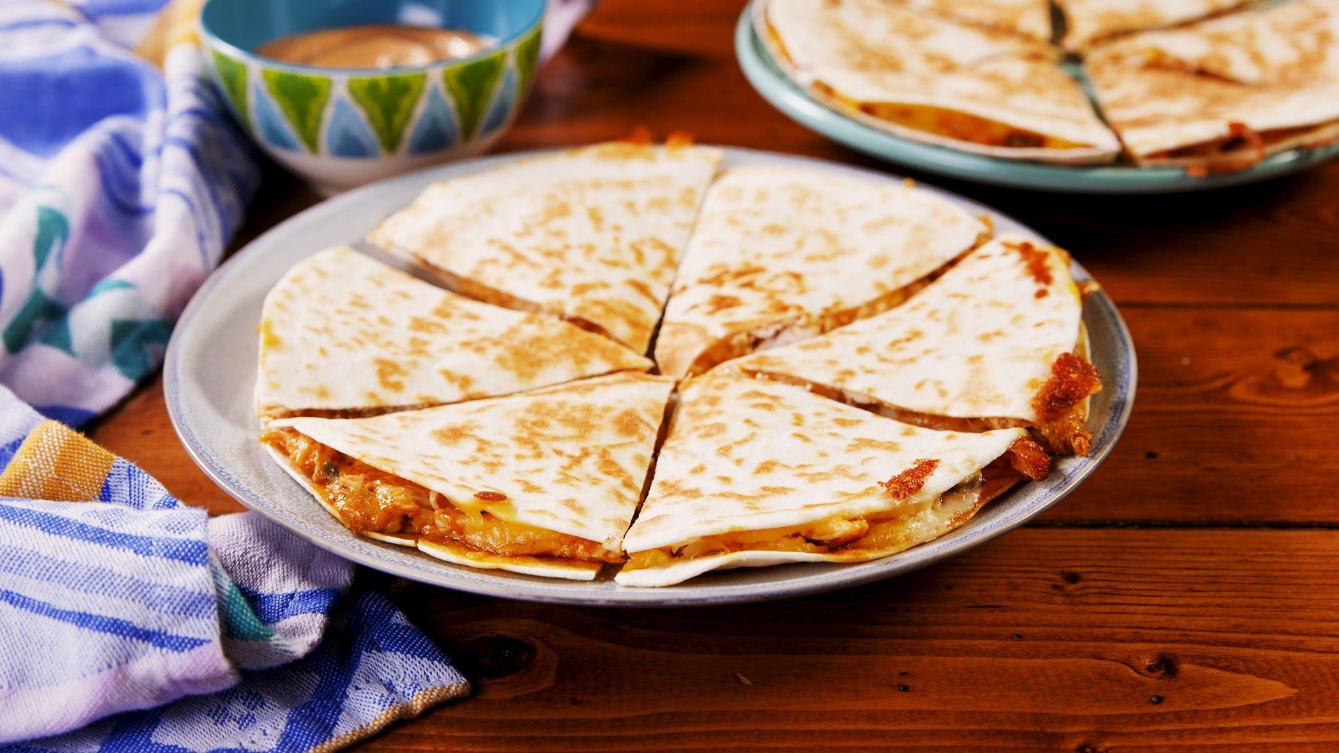 Best Copycat Taco Bell Quesadilla Recipe  How to Make