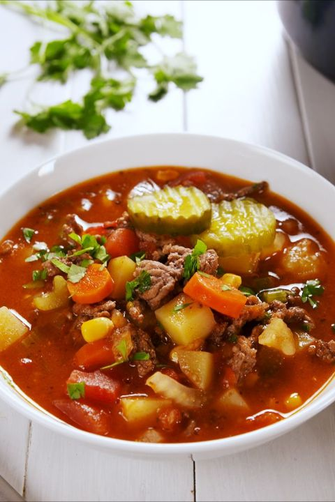 10 yummy soups that will warm you up this winter