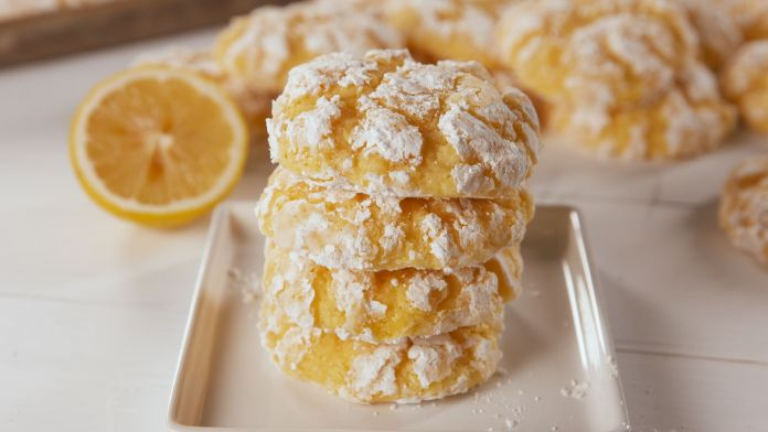 Image result for lemon butter cookies recipe