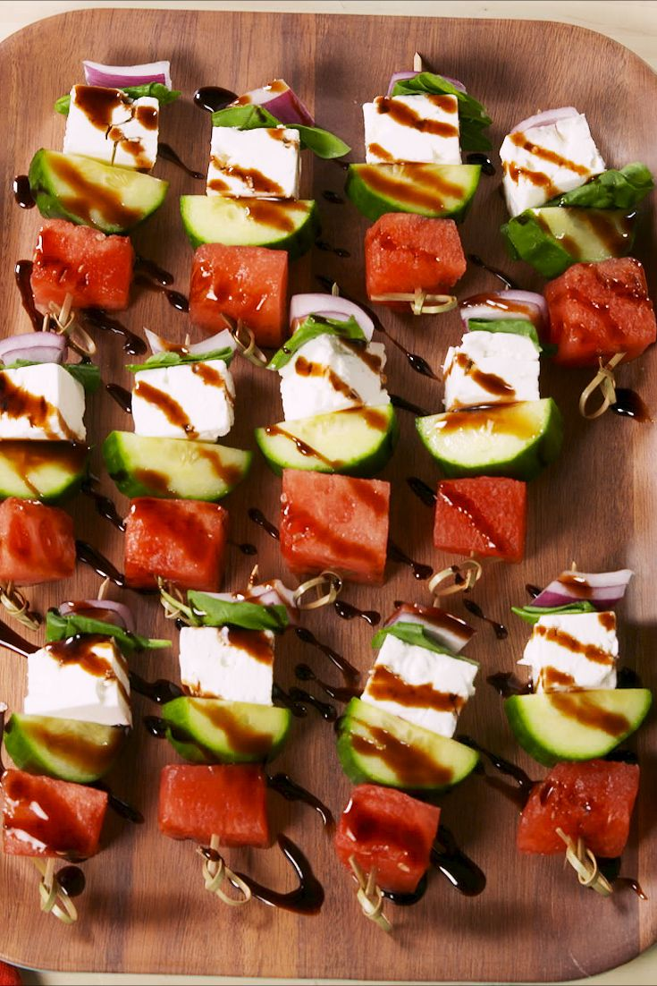 50 Easy Summer Appetizers  Best Recipes for Summer Party Appetizer Ideas