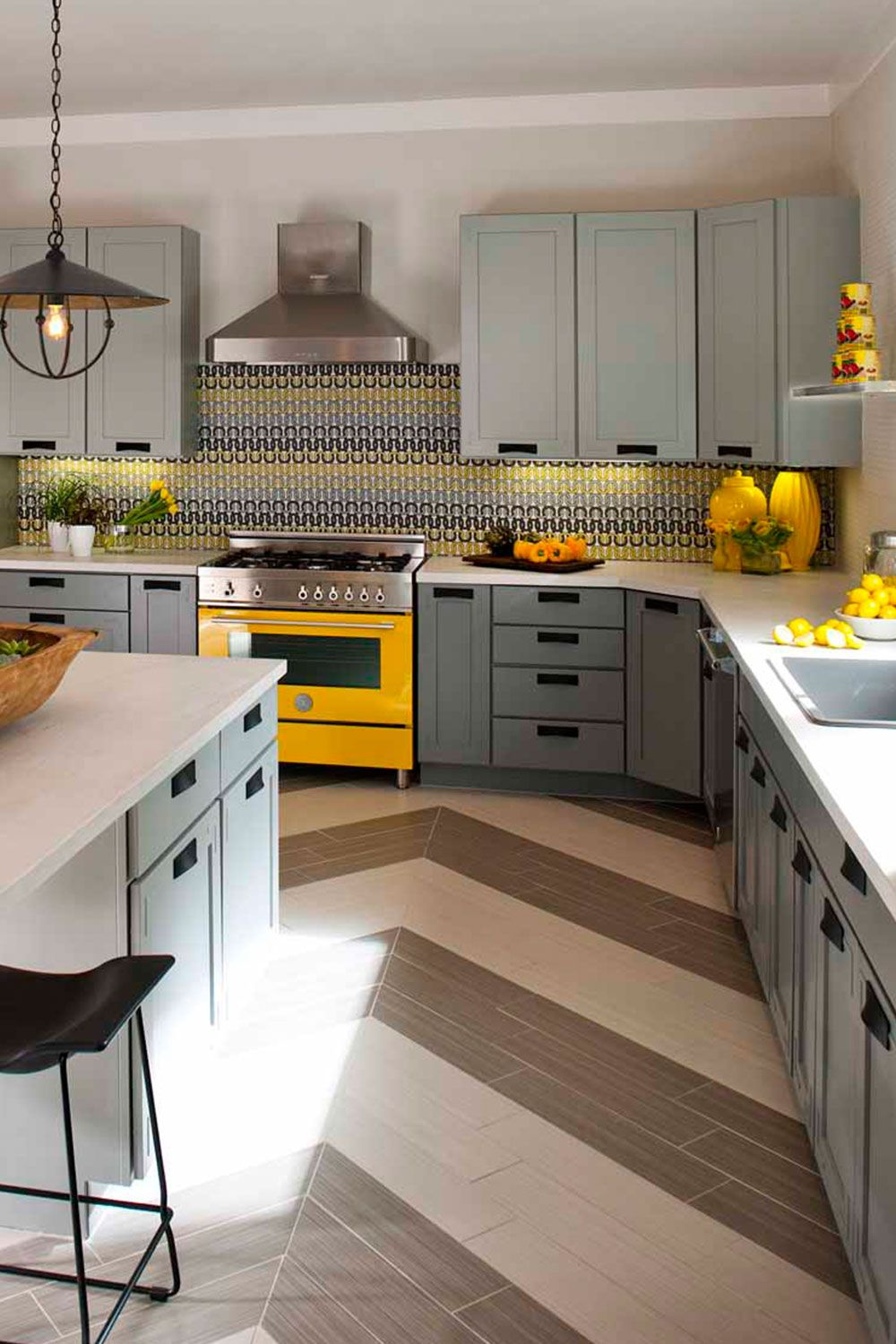 21 Yellow Kitchen Ideas   Decorating Tips for Yellow ...