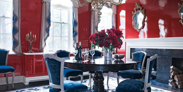 100 Dining Room Design And Furniture Ideas Elle Decor
