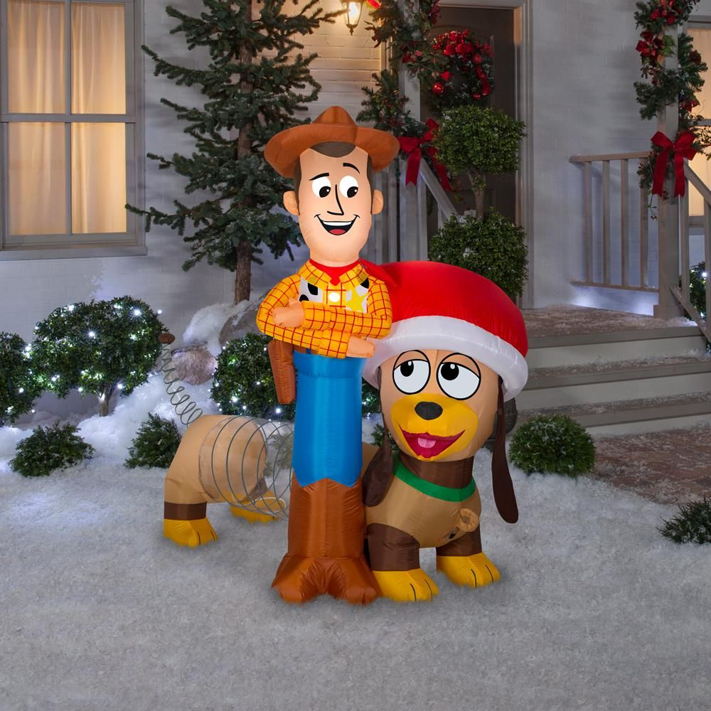 14 Disney Christmas Decorations Best Disney Holiday Decor 2019