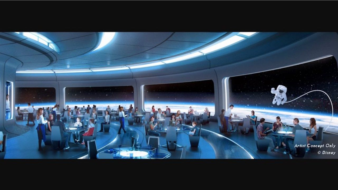 Theres A SpaceThemed Restaurant Coming To Epcot In 2019