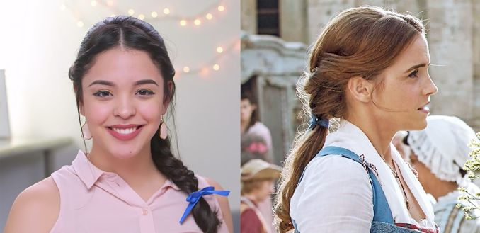 3 disney princess inspired hairstyles you'll love