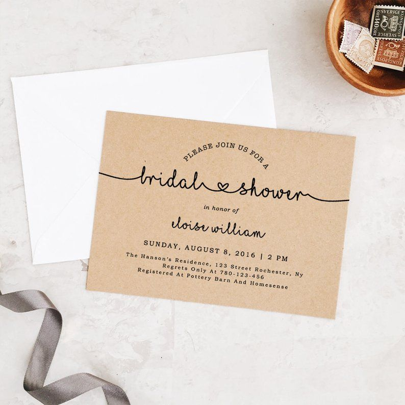 Shutterfly® offers a wide selection of designer bridal shower invitations to fit nearly every theme and style. 20 Diy Bridal Shower Invitations Best Bridal Shower Invitations