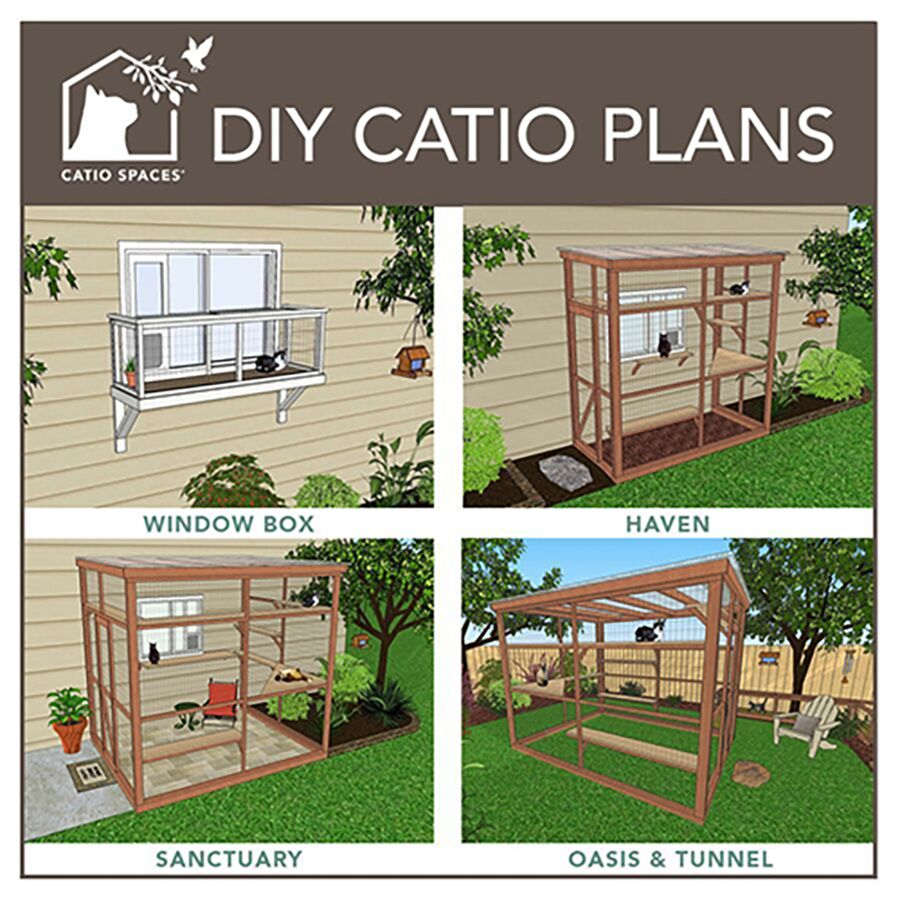 catio trend outdoor pet cage for cats