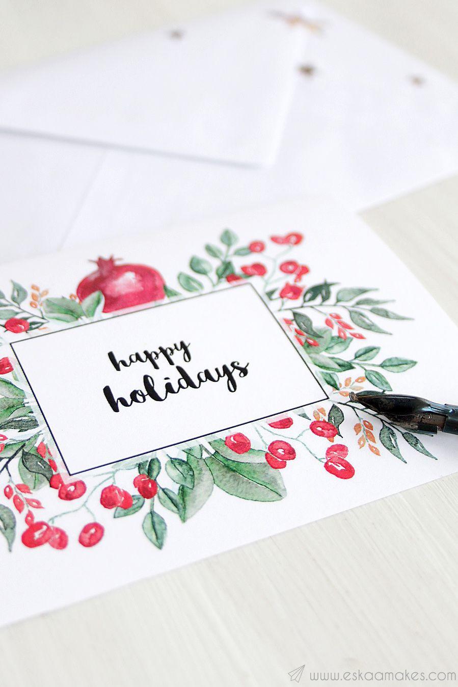 30 Diy Christmas Card Ideas Funny Christmas Cards We Re
