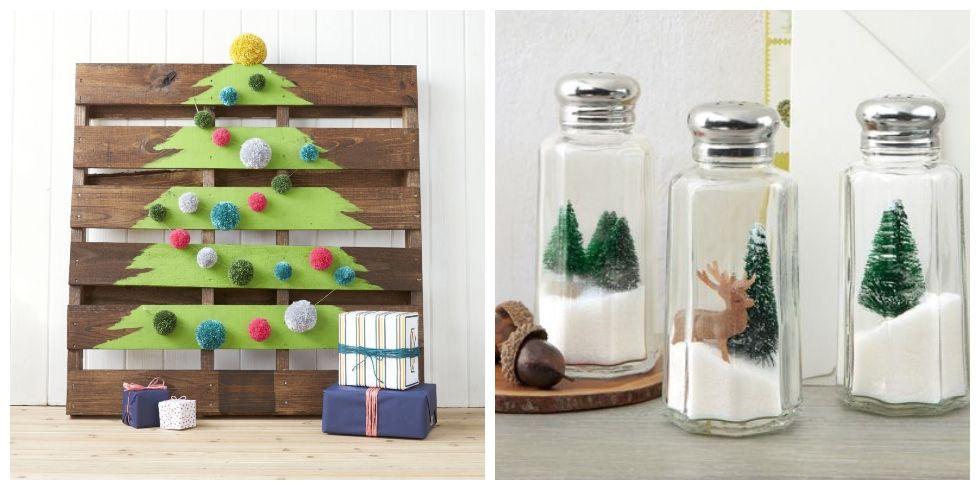 40 DIY Homemade Christmas Decorations Christmas Decor