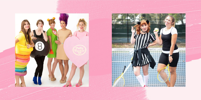 We even put velcro on our cream center … 28 Diy College Halloween Costumes Girls Halloween Costume Ideas