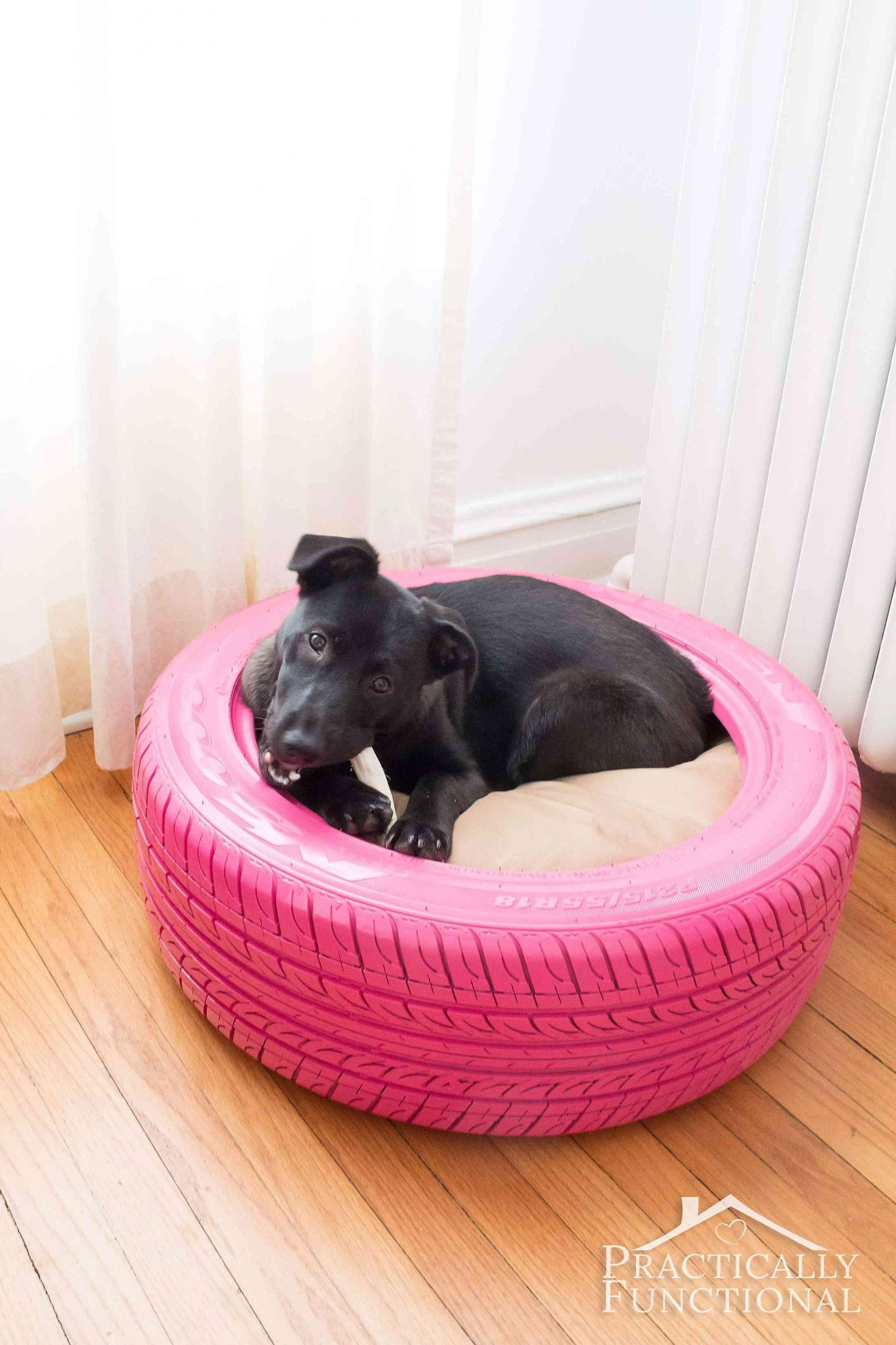 19 adorable diy dog beds - how to make a cute & cheap pet bed