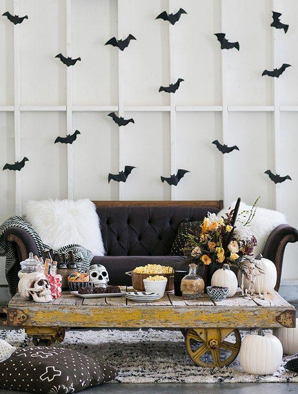 41 Diy Halloween Decorations Cool Homemade Halloween Decor