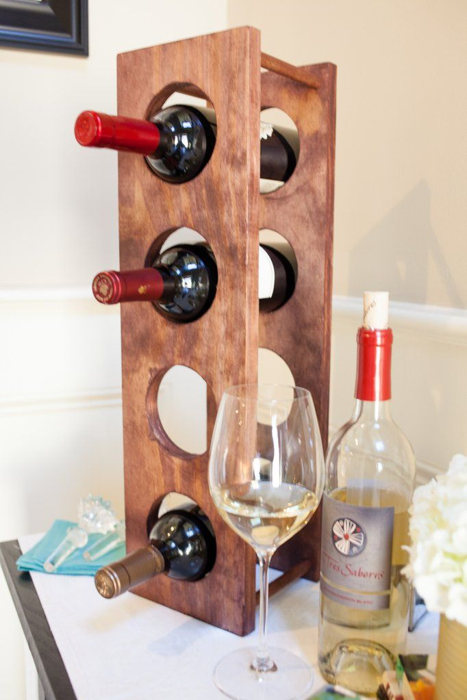 16 diy wine rack ideas homemade wine