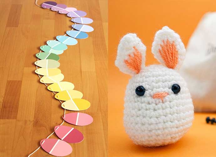 diy easter decorations to
