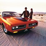 What I Drove To The Prom 1972 Dodge Charger 400