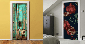 door brighten adhesives decorative any