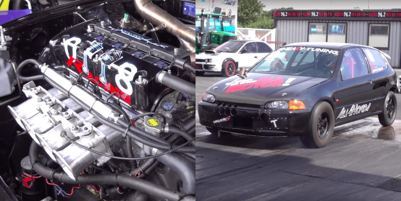 hight resolution of drag car motor
